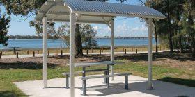 Seaside Park Shelter