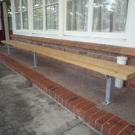 Woodlands Bench from Urban Effects