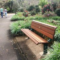 Courtyard Seat from Urban Effects