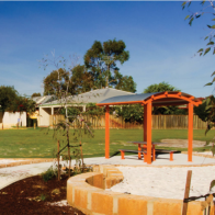 Parkland Shelter from Urban Effects