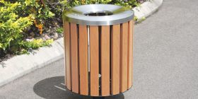 Citistyle Timber Bin