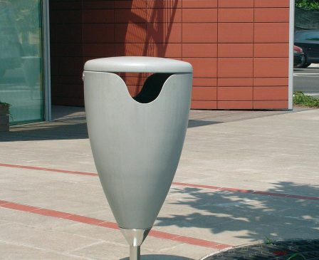 Flute Bin, with central support