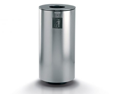 Spencer Bin - Stainless Steel