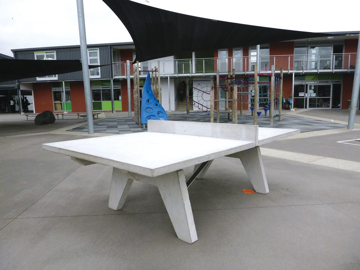 Outdoor Tennis Table Table