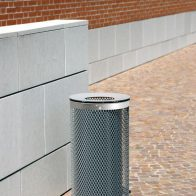 TOM Litter Bin from Urban Effects