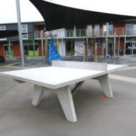 Concrete Table-Tennis Table - Metro model from Urban Effects