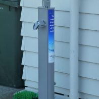 Hydrate Drinking Fountain Z440 from Urban Effects