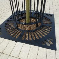 Kiwi Tree Grate 102 from Urban Effects