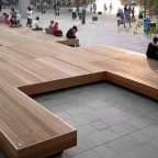 People power: urban street furniture gets real