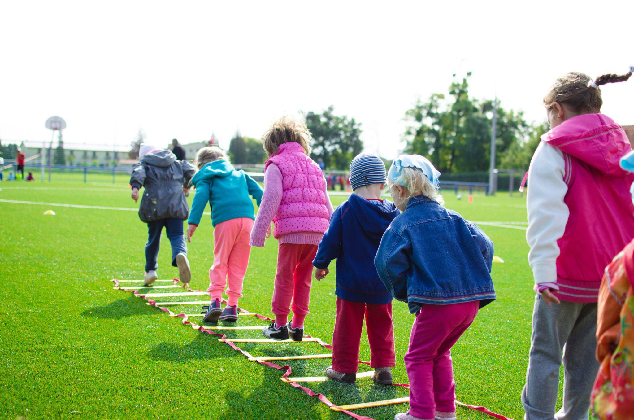 Step Outside & Smell the Success- Why Outdoor Play is a Crucial Part of Growing Up!