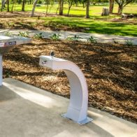 Hydrate Drinking Fountain 001 (Accessible Model) from Urban Effects