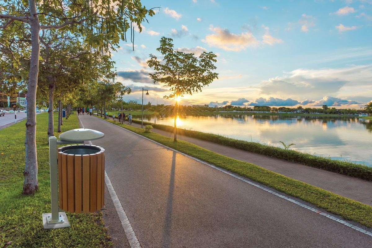 Waste not, want not. 5 parks that are changing the way we look at waste