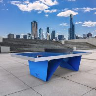 Urban Table Tennis Table from Urban Effects