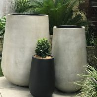 Urban Tall Planters from Urban Effects
