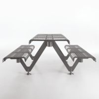 Air - A collection bench-table