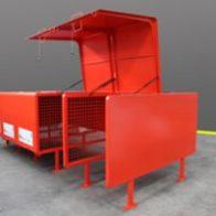 Bike Box modular bike box from Urban Effects