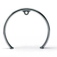 Circle bike rack