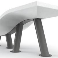 Diane Collection modular benches