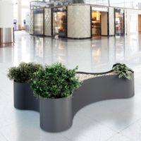 Helmut indoor planter