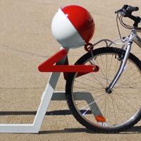 Pit-Stop bike rack