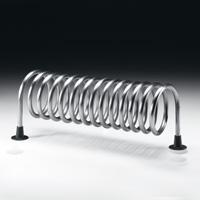 Reset bike rack