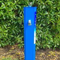 Hydrate Z Fountains from Urban Effects
