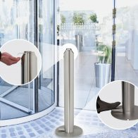 Shield Sanitiser Station from Urban Effects