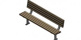 Woodlands Classic Park Seat
