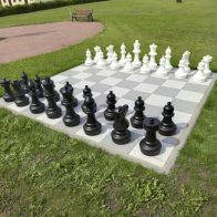 Urban Chess Board from Urban Effects