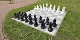 Urban Chess Board