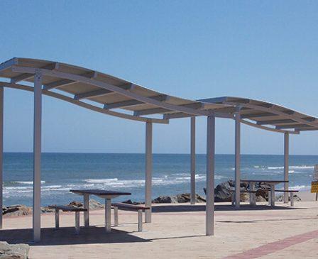 wave shelter