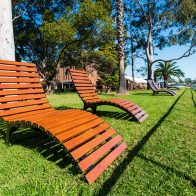 Wave Seat from Urban Effects